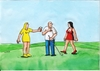 Cartoon: golflopt (small) by kotrha tagged humor
