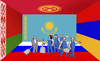 Cartoon: lopatovo (small) by kotrha tagged eurasian,economic,union,russia,kazakhstan,belarus,armenia,kyrgyzstan,european,world