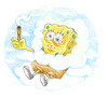 Cartoon: Spongeblunt (small) by Trippy Toons tagged spongebob,sponge,bob,squarepants,schwammkopf,eyes,augen,bloodshot,cannabis,marihuana,marijuana,stoner,stoned,kiffer,kiffen,weed,ganja,smoke,smoking,rauch,rauchen,blunt