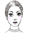 Cartoon: twiggy (small) by naths tagged twiggy