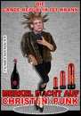 Cartoon: Punkerlady (small) by Egon58 tagged merkel,angie,politik,punky