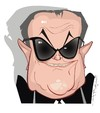 Cartoon: Jack Nicholson (small) by FARTOON NETWORK tagged movie,actors