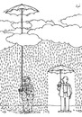 Cartoon: Rain (small) by ombaddi tagged no