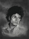Cartoon: Michael Jackson (small) by thatboycandraw tagged michael jackson