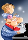 Cartoon: Elton John (small) by Ulisses-araujo tagged elton,john
