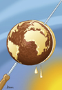 Cartoon: Global Warming (small) by Ulisses-araujo tagged global,warming