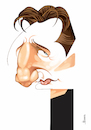Cartoon: Liam Neeson (small) by Ulisses-araujo tagged liam neeson
