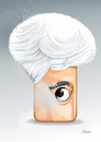 Cartoon: Pedro Almodovar (small) by Ulisses-araujo tagged pedro,almodovar
