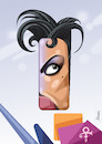 Cartoon: Prince (small) by Ulisses-araujo tagged prince