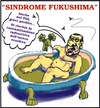 Cartoon: La vasca di Berlusconi (small) by yalisanda tagged fukushima,berlusconi,italy,government,deputy,pdl,radioactivity,pollution,ecosystem