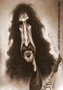 Cartoon: Frank Zappa (small) by WROD tagged frank,zappa,musician