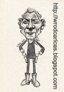 Cartoon: Jack Palance (small) by WROD tagged jack,palance