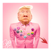 Cartoon: USAPride (small) by Bart van Leeuwen tagged trump,europride,populist,gay,pink