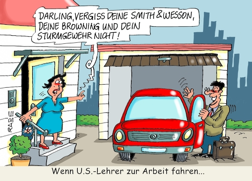 Mr.Smith und Lady Wesson