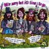 Cartoon: Fanmagazincover (small) by RABE tagged beatles,lennon,mccartney,harrison,starr,ringo,starkey,pop,rock,beatband,beatmusik,popband,liverpool,london,tittenhurst,park,fotosession,fotoshooting,abbey,road,beatlemania,fanmagazin,cover,charts,single,schallplatten,record,yoko,ono,martin,russel,gittarre
