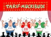 Cartoon: Muckibude (small) by RABE tagged db,dgl,tarif,tarifstreit,tarifverhandlungen,weselsky,bahnchefs,lohnforderungen,streik,rabe,ralf,böhme,cartoon,karikatur,pressezeichnung,fabcartoon,tagescartoon