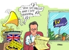 Cartoon: Oldies But Goldies (small) by RABE tagged cameron,david,england,großbrittanien,insel,eu,verbleib,referendum,austritt,brexit,abstimmung,brüssel,london,rabe,ralf,böhme,cartoon,karikatur,pressezeichnung,farbcartoon,tagescartoon,beatles,hit,lp,schallplatte,single,hello,goodbye