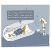 Cartoon: Investition (small) by Schilling  Blum tagged sonnenbank,solar,investition