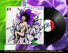 Cartoon: Prince Parody (small) by Peps tagged prince,lovesexy,flower,lilla,music,rock