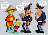 Cartoon: Chinese mafia in Italy (small) by Ludus tagged mafia