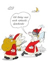 Cartoon: Virtuelle Geschenke (small) by BuBE tagged virtualität,virtuell,weihnachtsmann,weihnachten,weihnachtsgeschenke,computer