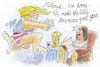 Cartoon: Trumpdays 1 (small) by REIBEL tagged trump,donald,usa,präsident,familie,politik