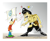 Cartoon: he bother (small) by vasilis dagres tagged politic
