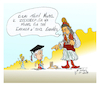 Cartoon: herr Zeechofen end GREECE (small) by vasilis dagres tagged greece,zeechofen,germany,dagres