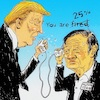 Cartoon: 5G (small) by takeshioekaki tagged 5g