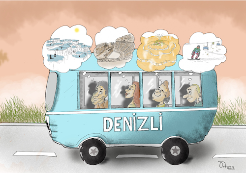 Tourism in Denizli