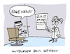 Cartoon: Wuttest (small) by Bregenwurst tagged wutbürger,fake,news,sehtest,zorn