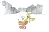 Cartoon: ausgezeichnet... (small) by herranderl tagged episode