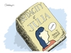 Cartoon: Audacity of Julia (small) by Goodwyn tagged audacity,obama,lulia,book