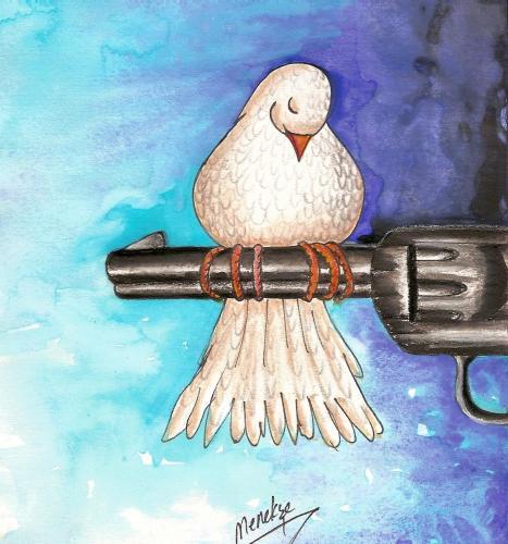 Gedichten over vrede
