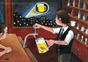 Cartoon: Beer 8 (small) by menekse cam tagged beer,brewer,urgent,need,help,barman,pub,bar,bira,biraci,barmen
