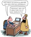 Cartoon: Experience (small) by Karsten tagged terrorisme,medias,caricaturistes,journalistes,politique,religion,islam