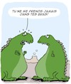Cartoon: Jamais... (small) by Karsten tagged amour,relations,mariage,sexe