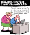 Journalistes morts