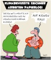Cartoon: Klimabewusstsein (small) by Karsten tagged klima,kunst,künstler,cartoons,business,natur,marketing,zeichner,umweltschutz