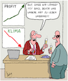 Cartoon: Lebensart (small) by Karsten tagged wirtschaft,kapitalismus,profit,gier,gld,industrie,klimawandel,umweltzerstörung,natur,mensch,gesellschaft,tod