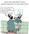 Cartoon: Messerattacke (small) by Karsten tagged terrorismus,paris,frankreich,karikaturen,religion,islam,pressefreiheit,messerangriffe,medien,politik