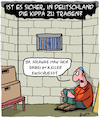 Cartoon: Sicher... (small) by Karsten tagged antisemitismus,juden,rassismus,hass,europa,geschichte,politik,deutschland