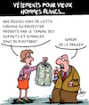 Cartoon: Vieux Hommes Blancs (small) by Karsten tagged conservateurs,politique,age,mode,environnement
