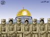 Cartoon: Jerusalem (small) by sabaaneh tagged jerusalem