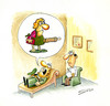 Cartoon: war (small) by Svetlin Stefanov tagged svetlin