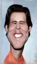 Cartoon: Jim Carrey (small) by alvarocabral tagged caricature caricatura actor
