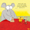 Cartoon: Erdnüsse (small) by Yavou tagged erdnüsse,nüsse,elefant,ratte,hamster,stibitzen,cartoon,yavou,dickhäuter,stehlen,klauen,dicke,backen