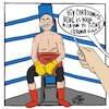 Cartoon: Cartoonist fight corona virus (small) by akunapie tagged malaysia,akunapie,corona,virus,style,freestyle,unique,editorial