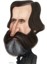 Cartoon: Giuseppe Verdi (small) by Gero tagged caricature