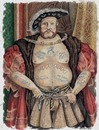 Cartoon: Henry VIII. (small) by Ashmarin Stanislav tagged henry,viii